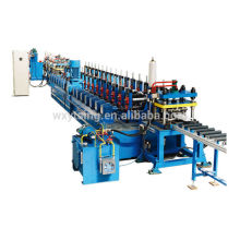YTSING- YD- 4034 passed ISO&CE Rack Roll Forming Machine WuXi,Storage Rack Making Machine, Rack Roll Forming Line