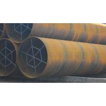 Tubo de acero soldado espiral