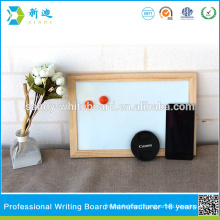 "Good quality sturdy board Desktop dry eraser white board 20*30cm/7.9*11.8"""