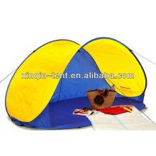 Cheap price pop up beach tent
