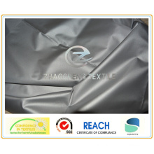 Polyester Taffeta Silver Back and UV Proof Fabric (ZCFF032)