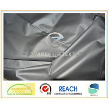 Полиэфирная серебристая задняя и ультрафиолетовая ткань (ZCFF032)