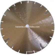Lâmina de corte diamantada de 230mm para mármore / lâmina de serra de diamante