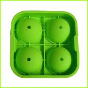 Maker de boule de glace portative standard de silicone de FDA
