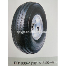 "pneumatic wheels 10""X3.50-4"