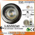 LED encastré COB Downlight avec garantie de 3 ans (DL-GU10 5W)