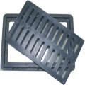Ductile cast iron drain grates