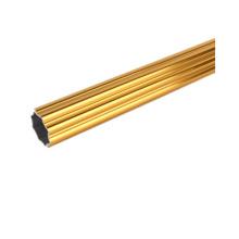 anodized aluminium tube extruded aluminum tube 6063