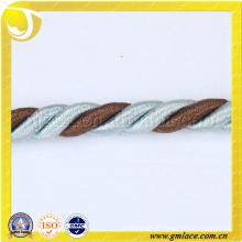 Maschine produzieren maßgeschneiderte Seil für Kissen Dekor Sofa Dekor Wohnzimmer Bett Zimmer