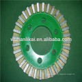 factory price and fast grinding diamond profile wheel for brake pad