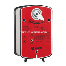 Fire and smoke protection actuator
