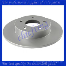 MDC1606 DF4357 43206-4U101 new brake rotors for nissan primera