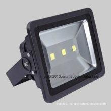 150W LED High Power Flutlicht entspricht 600W 75% Energieeinsparung