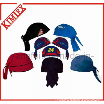 Unisex Fashion Bike Werbeartikel Cotton Headwear