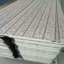 Außenwandflieseneffektisolierte Wandverkleidung