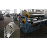 Single - Screw Plastic Extruder Machine , Epe Foam Sheet Extrusion Line