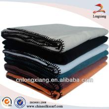 Manta de algodón de bambú