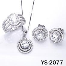 925 ювелирных изделий стерлингового серебра (YS-2077. JPG)