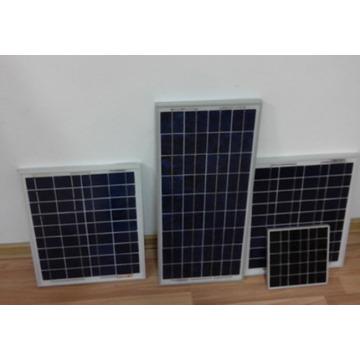 Polycristallin 5W à 200W, panneaux solaires pour le maintien de la maison