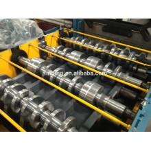 decker/platelage de plancher plancher machine/plancher decking machine