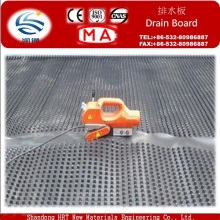 HIPS Dimple Drainage Sheet for Waterproofing Construction