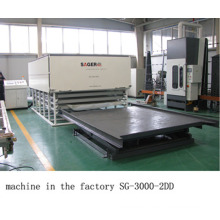 EVA/PVB Film Glass Laminated Machine