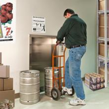 100-300кг жилого небольшая кухня еда Лифт dumbwaiter