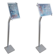 tablet floor stand samsung anti-theft with lock
