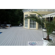 146*23mm WPC Hollow Decking with SGS, Fsc, CE Certificate