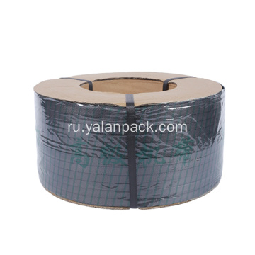Black Plastic Pallet Banding Strapping Straps