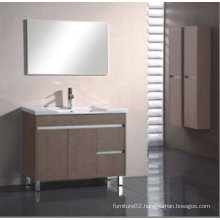 Melamine bathroom cabinet