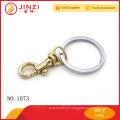 Mini chaveiro / chaveiro gancho de pressão pequena gancho de chave de metal