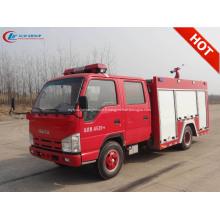 Nouveau camion de pompiers à eau ISUZU 2500litres 2019
