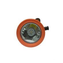 Lâmpada subterrânea recarregável KLX6LM Cap LED Mineiros