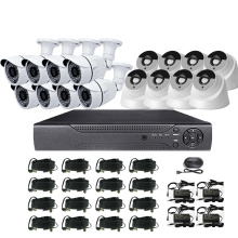 16chs 4.0MP Home Security DVR-Überwachungskits