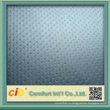 Новый тиснением дизайн ПВХ кожа для Крышка места автомобиля Сделано в Китае