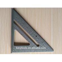 """Aluminium Speed Square 7 """"Winkel Winkelmesser"""