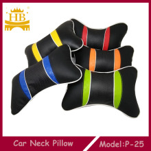 PU Leather Car Neck Pillow