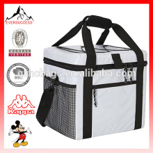 Soft Cooler Bag PEVA Lining Insulated Bag for 24 Cans