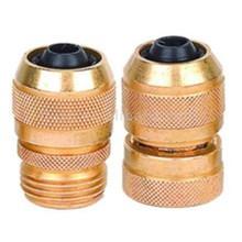 """Connecteur de tuyau en laiton et femelle 3/4 """"en laiton"""