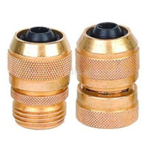 "3/4"" Brass Male& Female Hose Connector"