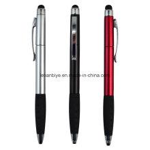 Caneta stylus, nova caneta de toque de design plástico (lt-c722)