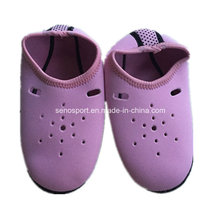 Custom Logo étanche chaussures de plage en néoprène pour enfants (SNNS03)