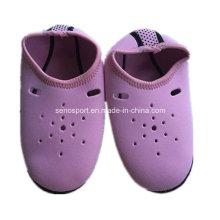 Custom Logo Waterproof Neoprene Beach Shoes for Kids (SNNS03)
