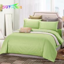300TC Baumwolle einfarbig Hotel Bettwäsche-Set