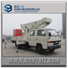 23m Telescopic Booms Jmc High Altitude Work Vehicle
