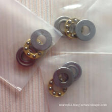 China Factory Miniature Flat Thrust Ball Bearing F6-12m F3-8m