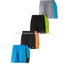 На заказ 2014 прочный мужские футбольные короткий,футбол одежда