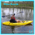 Cheap Plastic Fishing Kayak Sit on & Sit in Canoe Boat Wholesale