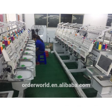 China Factory price computerized embroidery machine 10 heads